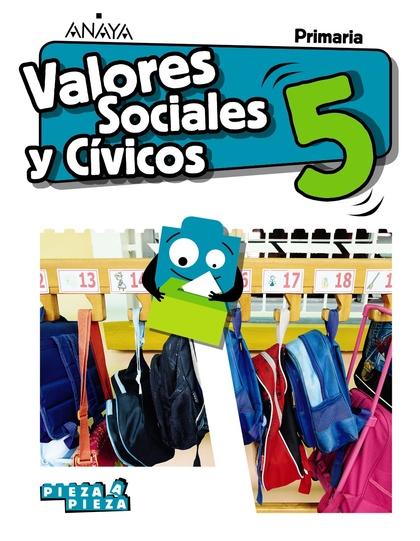 VALORES SOCIALES Y CÍVICOS 5..