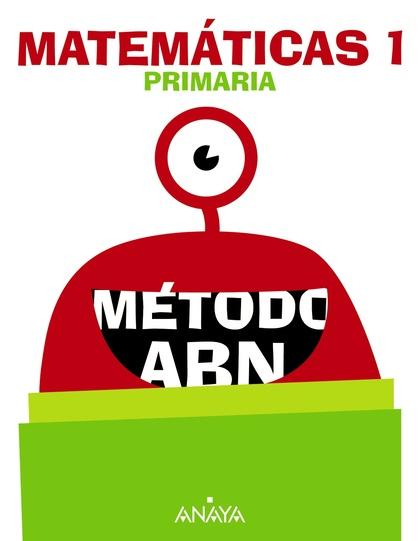 MATEMÁTICAS 1. MÉTODO ABN..