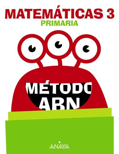 MATEMÁTICAS 3. MÉTODO ABN..
