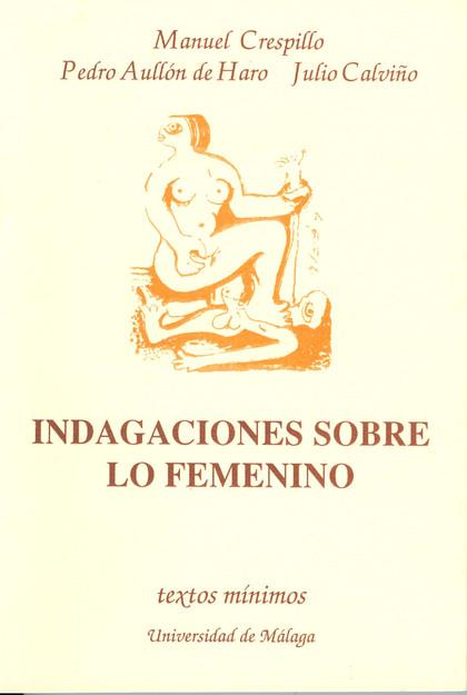 INDAGACIONES SOBRE LO FEMENINO