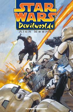 STAR WARS, DEVILWORLDS