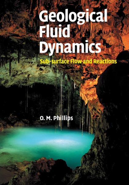 GEOLOGICAL FLUID DYNAMICS