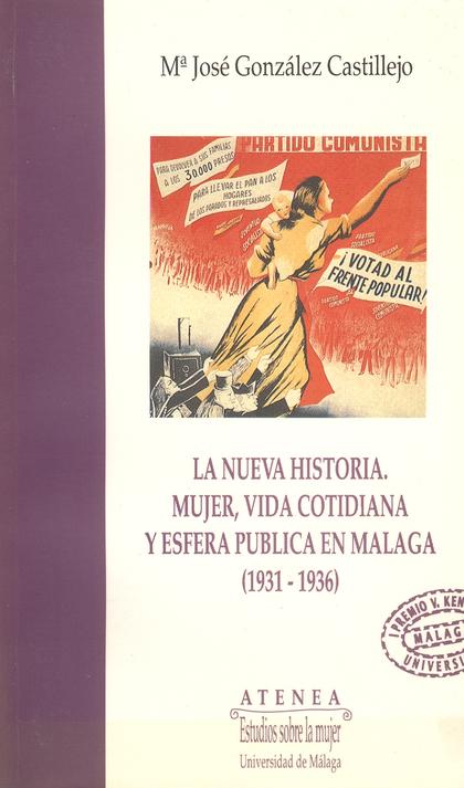 NUEVA HISTORIA,MUJER VIDA COTIDIANA