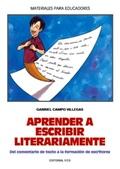 APRENDER ESCRIBIR LITERARIAMENTE
