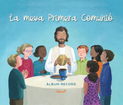 LA MEVA PRIMERA COMUNIÓ. ÀLBUM RECORD