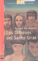 LADRONES DEL SANTO GRIAL