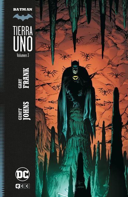 BATMAN: TIERRA UNO VOL. 3.