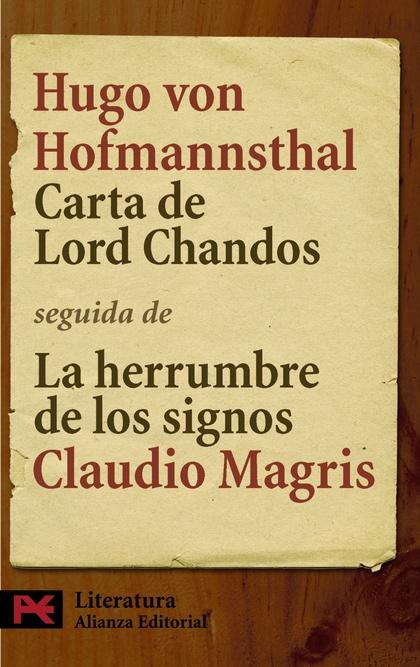 Carta de Lord Chandos