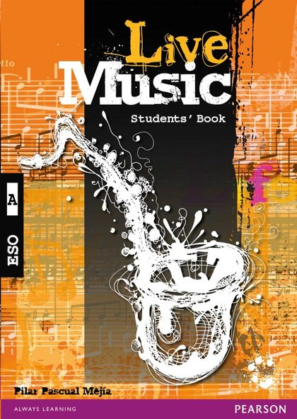 LIVE MUSIC A STUDENTS´ BOOK PACK.
