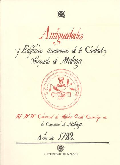 ANTIGUEDADES,EDIFICIOS SUNTUOSOS C.OBISPADO MALAGA