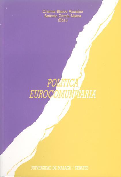 POLITICA EUROCOMUNITARIA