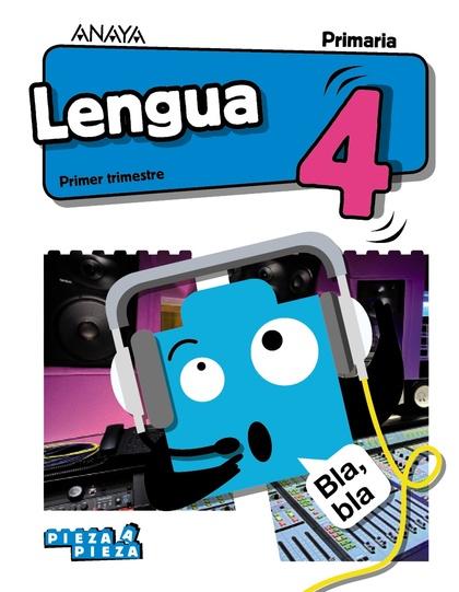 LENGUA 4. (INCLUYE TALLER DE LECTURA COMPRENSIVA).