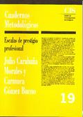 CUADERNOS METODOLOGICOS