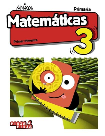 MATEMÁTICAS 3. (INCLUYE TALLER DE RESOLUCIÓN DE PROBLEMAS).