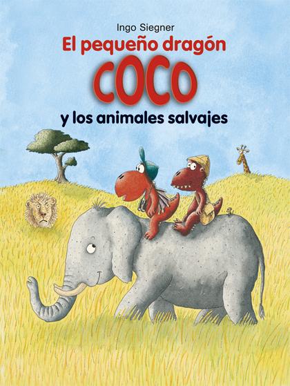EL PEQUEÑO DRAGÓN COCO Y LOS ANIMALES SALVAJES.