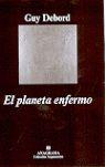 EL PLANETA ENFERMO