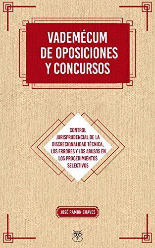 VADEMÉCUM DE OPOSICIONES Y CONCURSOS.