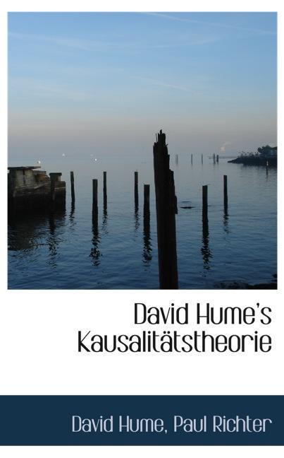 David Hume?s Kausalitätstheorie