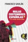 MALAS COSTUMBRES ESPAÑOLAS