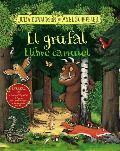 EL GRÚFAL. LLIBRE CARRUSEL.