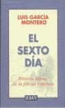 EL SEXTO DÍA, HISTORIA ÍNTIMA DE LA POESÍA ESPAÑOLA