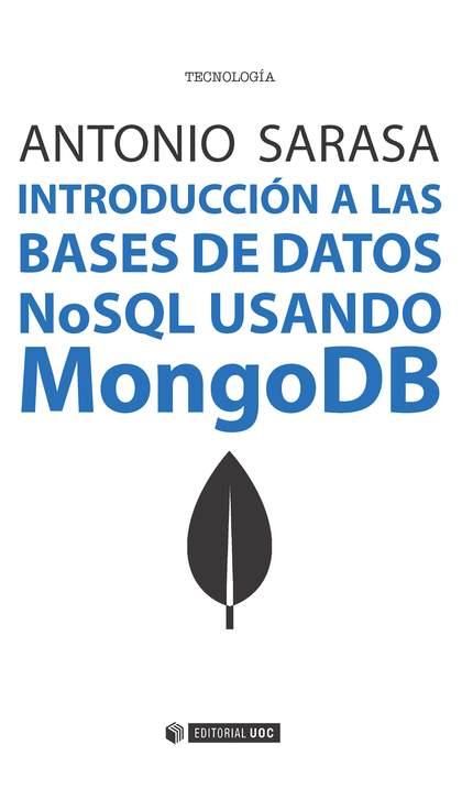 INTRODUCCION A LAS BASES DATOS NOSQL USANDO MONGODB