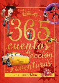 DISNEY. 365 CUENTOS DE ACCION Y AVENTURAS.