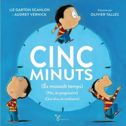 CINC MINUTS.