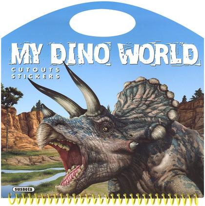 MY DINO WORLD.