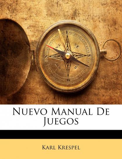 NUEVO MANUAL DE JUEGOS