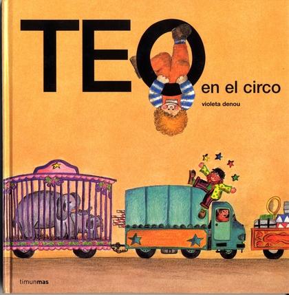 TEO EN EL CIRCO.