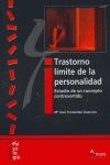 TRASTORNO LÍMITE DE LA PERSONALIDAD: ESTUDIO DE UN CONCEPTO CONTROVERTIDO