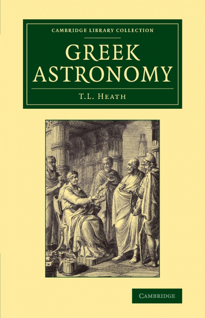 GREEK ASTRONOMY.