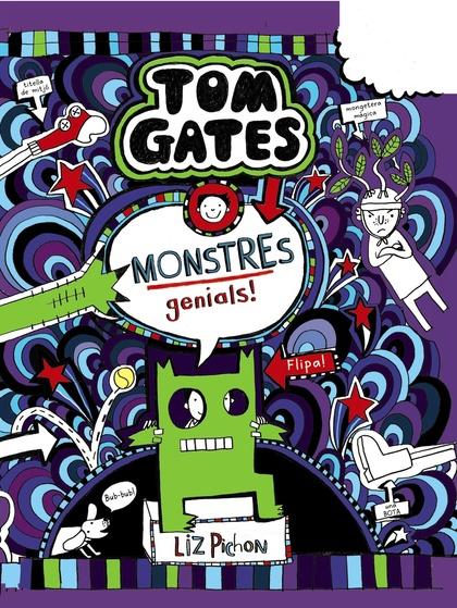 TOM GATES: MONSTRES GENIALS!.