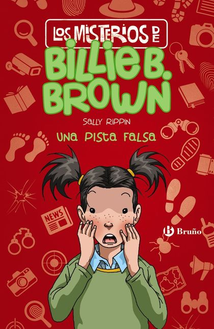 LOS MISTERIOS DE BILLIE B. BROWN, 5. UNA PISTA FALSA