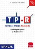 TP-R. PRUEBA PERCEPTIVA Y DE ATENCIÓN