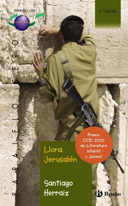 LLORA JERUSALEN - PARALELO CERO.