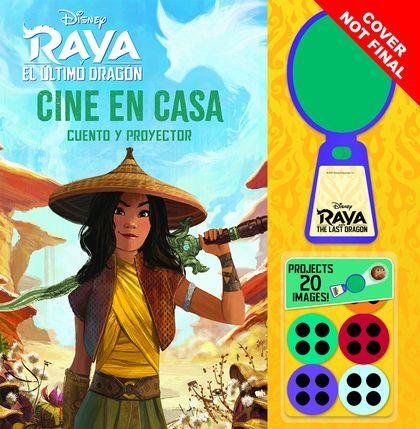 RAYA Y EL ÚLTIMO DRAGÓN. CINE EN CASA.