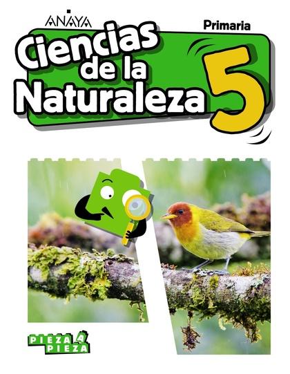 CIENCIAS DE LA NATURALEZA 5. + NATURAL SCIENCE 5. IN FOCUS..