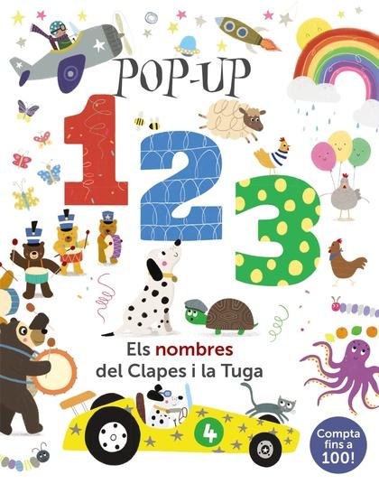 POP-UP 123. ELS NOMBRES DEL CLAPES I LA TUGA.