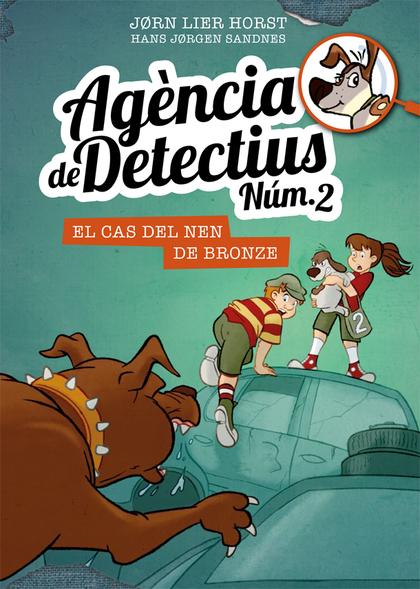 AGÈNCIA DE DETECTIUS NÚM. 2 - 7. EL CAS DEL NEN DE BRONZE.