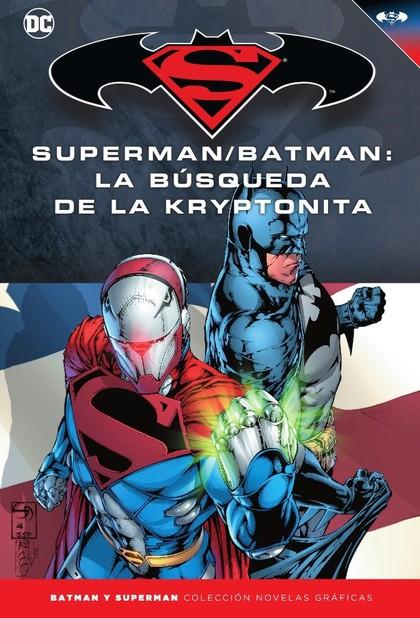 COLECCIÓN NOVELAS GRÁFICAS BATMAN Y SUPERMAN 29