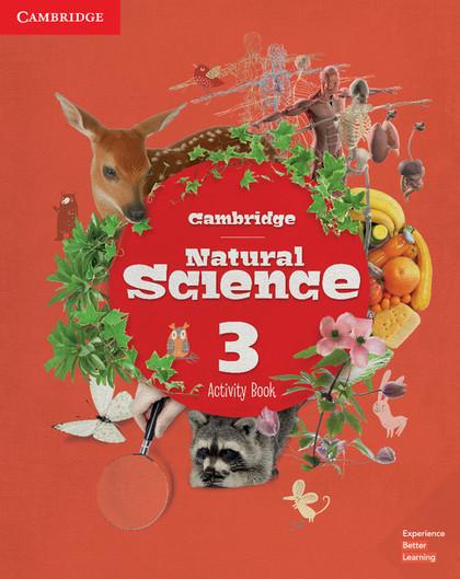 CAMBRIDGE NATURAL SCIENCE - LEVEL 3. ACTIVITY BOOK