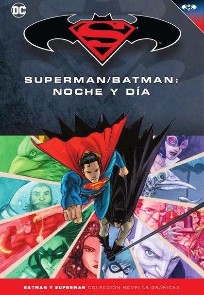 DC COLECCIÓN NOVELAS GRÁFICAS BATMAN Y SUPERMAN 35