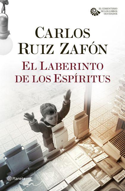 EL LABERINTO DE LOS ESPÍRITUS (A LA VENTA EL 17/11/2016)