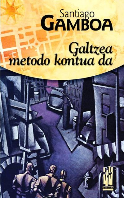 GALTZEA METODO KONTUA DA