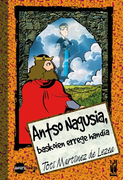 ANTSO NAGUSIA                                                                   BASKOIEN ERREGE
