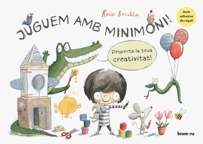 JUGUEM AMB MINIMONI!. DESPERTA LA TEUA CREATIVITAT!