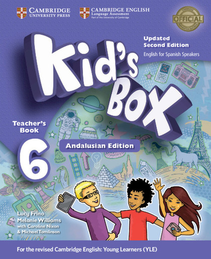 KID´S BOX LEVEL 6 TEACHER´S BOOK UPDATED ENGLISH FOR SPANISH SPEAKERS 2ND EDITIO.