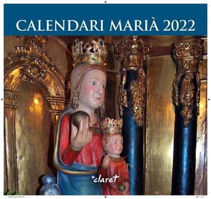CALENDARI MARIÀ 2022